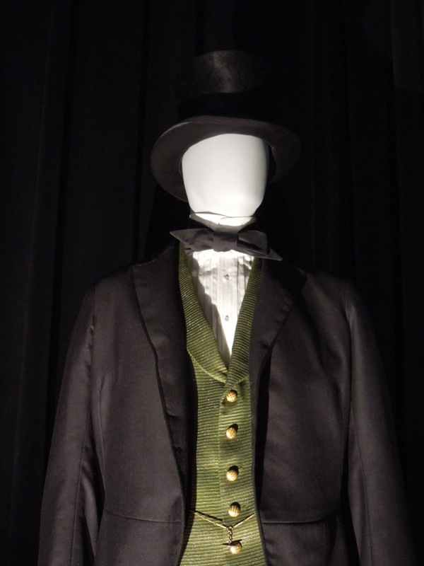 Oscar Diggs Oz Great and Powerful costume