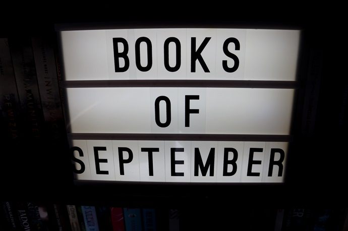 Książki września
