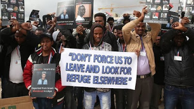 Israel to pay civilians $9,000 to capture African migrants