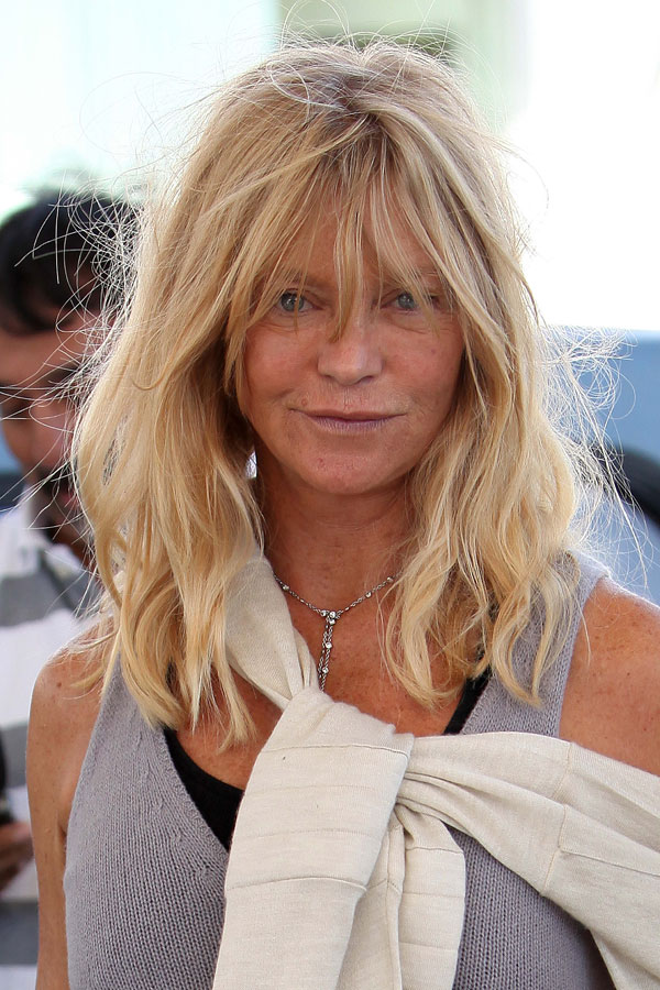 Goldie Hawn Surgery