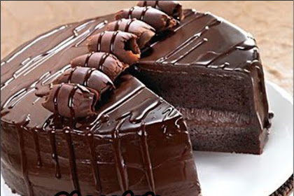 Chocolate Banana Cake - Food Delicious Recipe