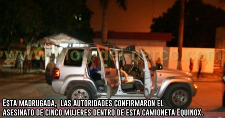 Cinco mujeres son ejecutadas en Zacatecas; apenas hace un mes, otras cuatro fueron asesinadas
