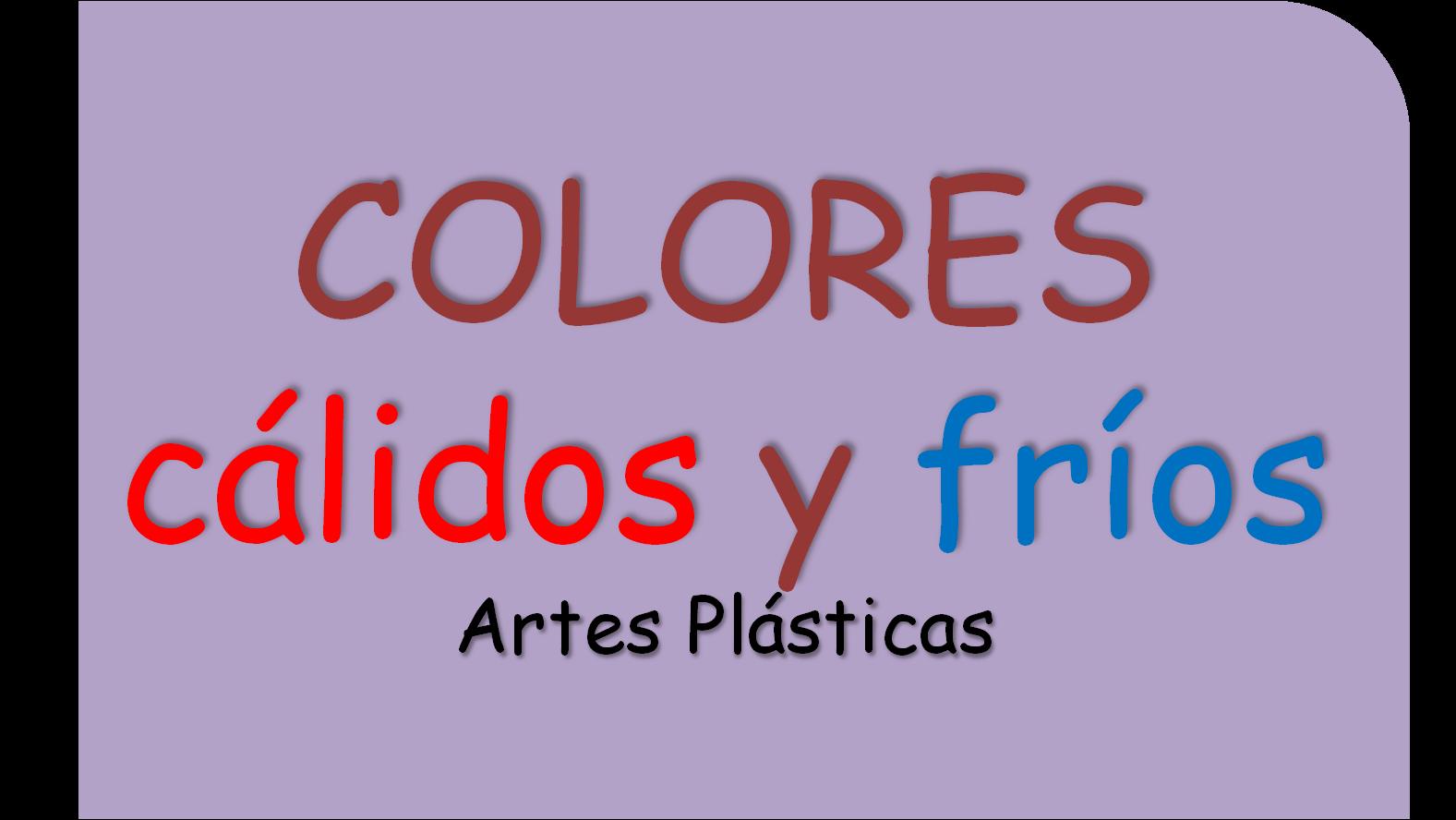 Colores c lidos y fr os pevanart academia - Los colores calidos y frios ...