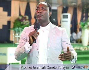 """""""What I Noticed About Apostle Suleman's Alleged S*x Scandal"""":Prophet Fufeyin"""