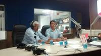 Ouça a entrevista do prefeito eleito em Picuí, Olivânio Remígio, na Correio Sat