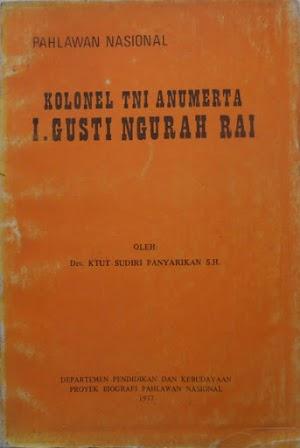 Kolonel TNI Anumerta I Gusti Ngurah Rai