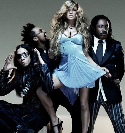Foto de Black Eyed Peas en sesión fotográfica