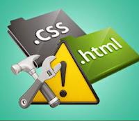 Mengatasi Kode HTML/Javasript Error Saat Dipasang di Template Blog