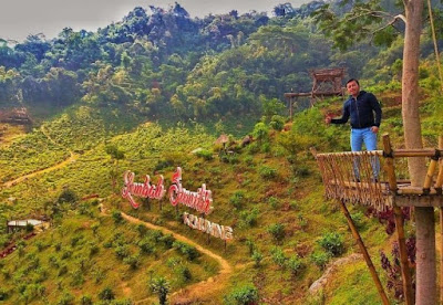 Wisata Lembah Semilir Kemuning Karanganyar