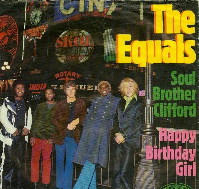 Anorak Thing: Soul Brother Clifford