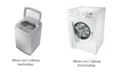 Bingung Memilih Mesin Cuci 1 Tabung atau 2? Simak Dulu Ulasannya