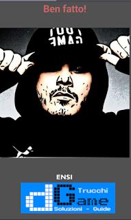 Soluzioni Indovina il Rapper livello 27