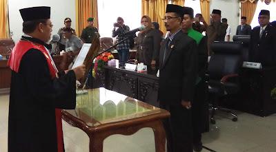 PAW Wakil Ketua DPRD Kota Mojokerto Bergulir, Suyono Gantikan Posisi Umar Faruq