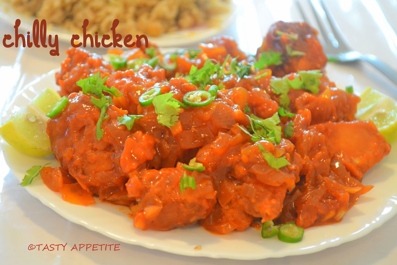 Chilly Chicken Recipe How To Make Chilly Chicken