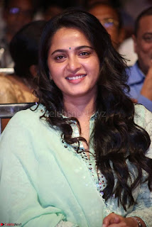Anushka Stills At Show Time Movie Audio Launch 08.jpg