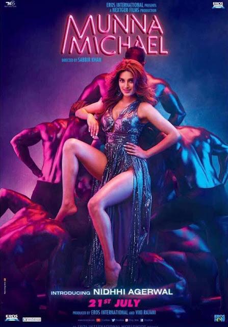 Munna Michael (2017) Hindi Full Movie New DVDScr