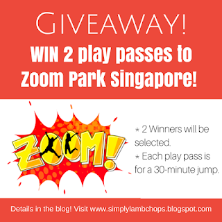 Simply Lambchops reviews Zoom Park Singapore
