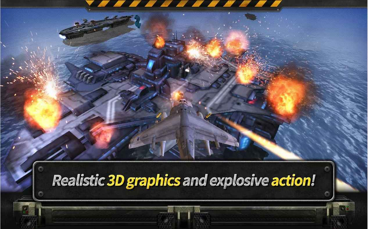 download game gunship battle mod apk android