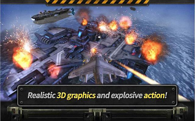 Gunship Battle Helicopter 3D Mod Apk 3