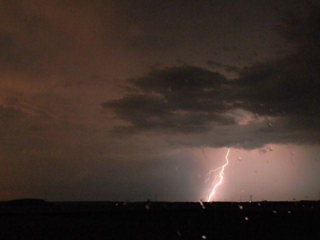 zdjęcia, burza, chmury, burzowo