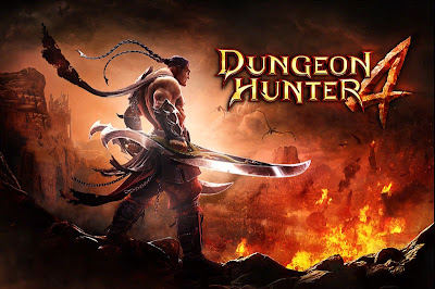 Mod Dungeon Hunter 4 Apk (Unlimited Gems)