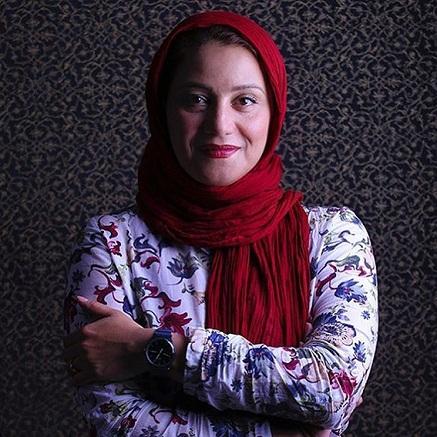 Shabnam Moghaddami Iranian actress