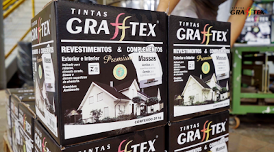 Tintas Grafftex – Novas Corres Novos Tempos - Filme