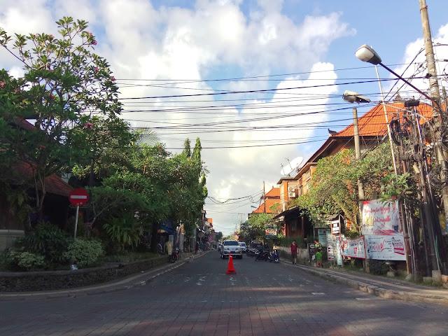 Solo Travelling di Ubud Bali