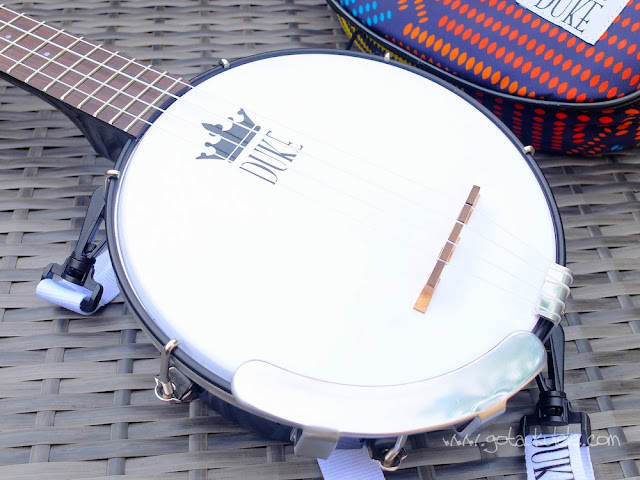 Duke banjo uke