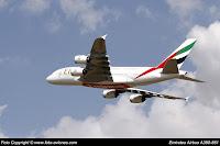 Airbus A380 A6-EOB