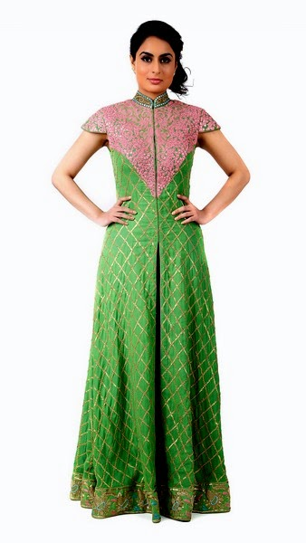 Mayyur Girotra - Indian Designer Dresses for Girls