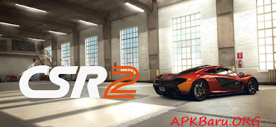 CSR Racing 2 Mod V1.11.3 Apk+Data Obb Terbaru