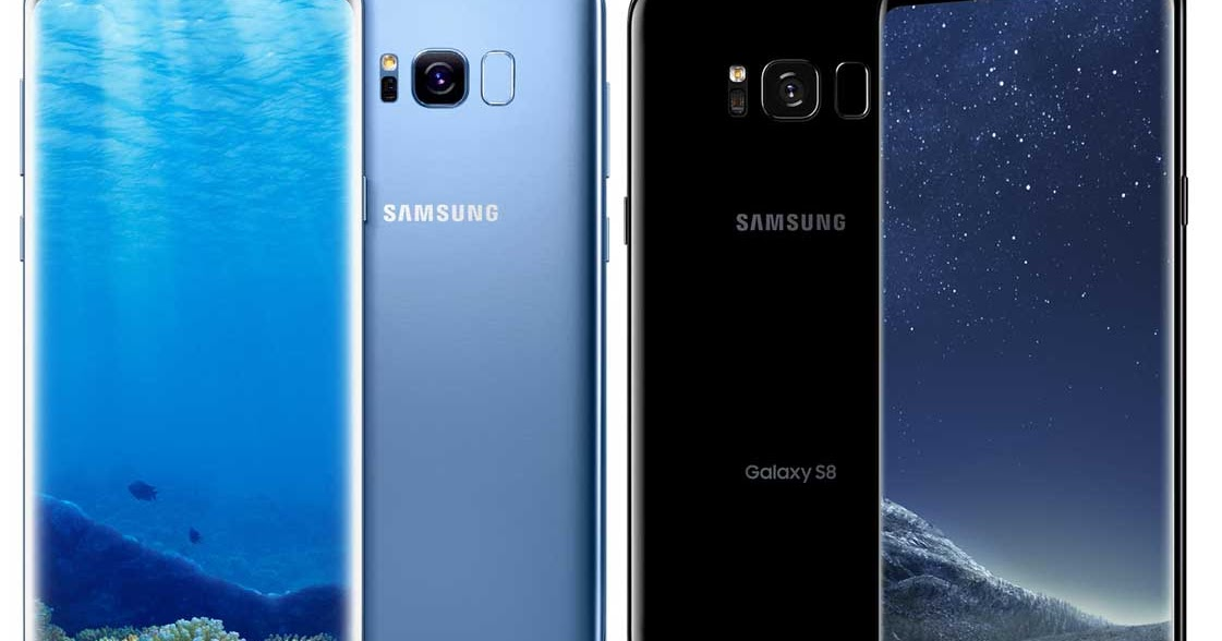 Combination Samsung Galaxy S8+ Plus SM-G955U - Android Ghost