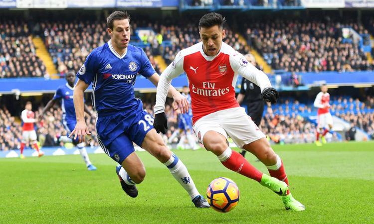 Live Streaming, Kamis, 04 Januari 2018 Arsenal Vs Chelsea