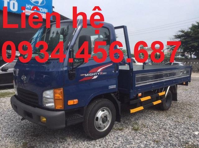 hyundai new mighty n250sl thùng lửng