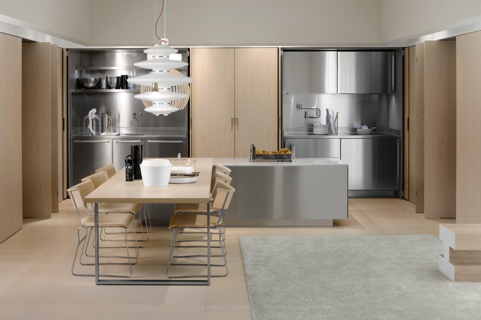 SOGGIORNO CUCINA Open space - Living con angolo cottura ...