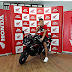 Scottie Thompson is ready to trail the road with the new Honda CBR150R