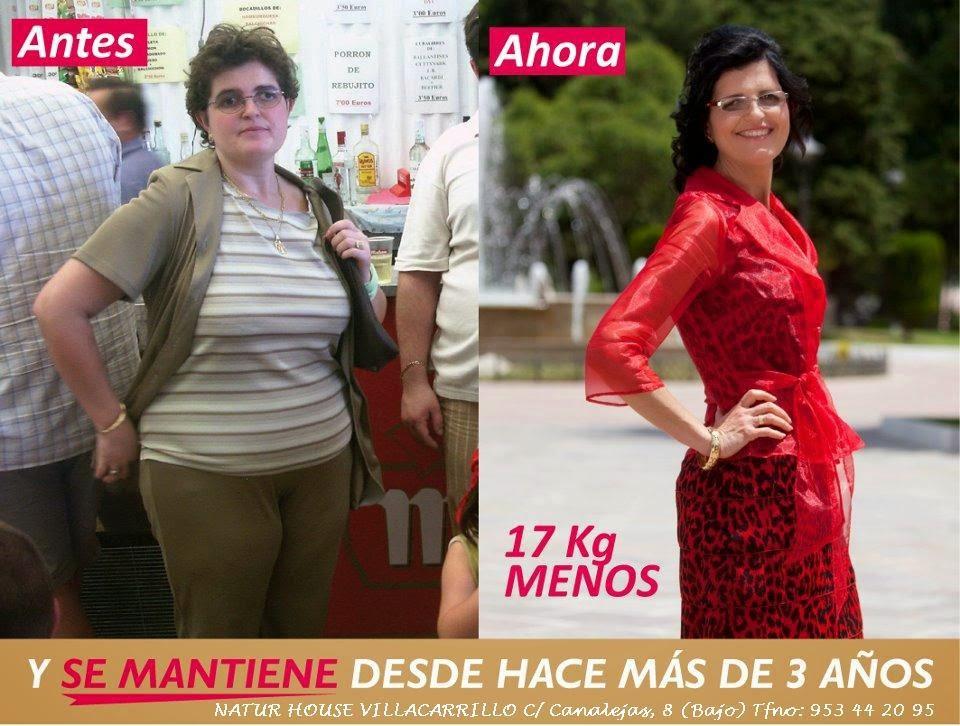 Domi Menos 17 kilos !! ~ Naturhouse Alboraya-Av Campanar Nº8