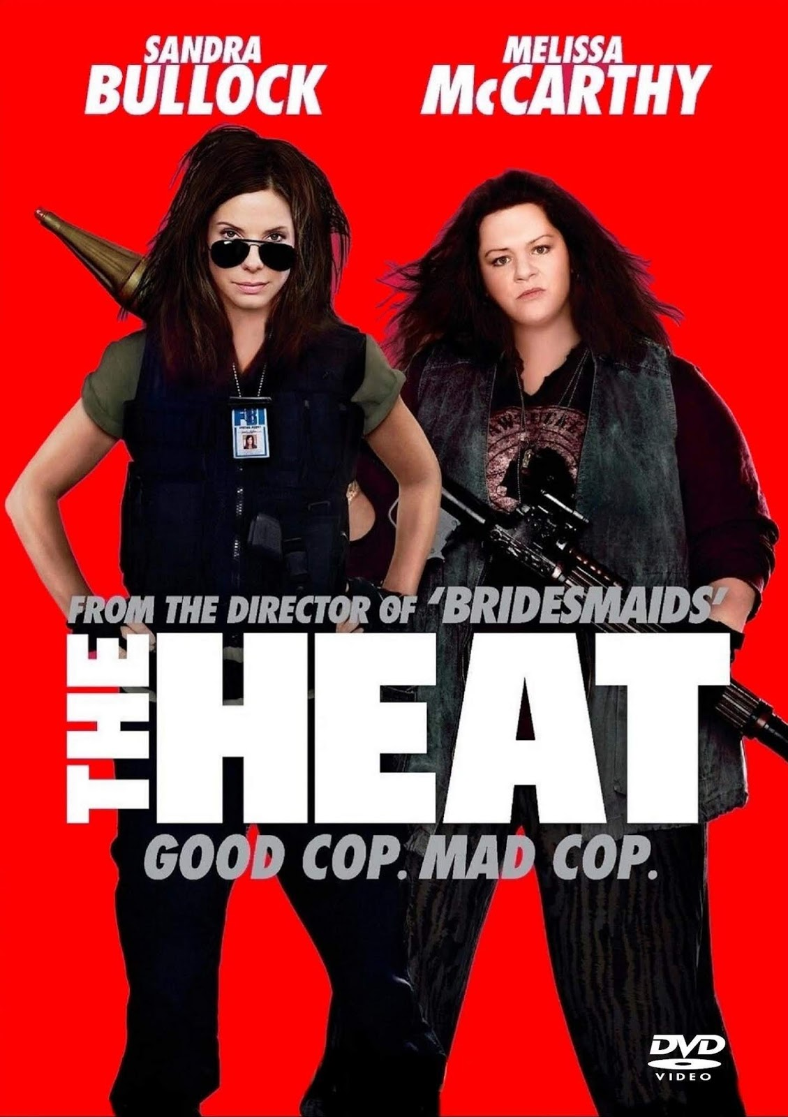 The Heat [2013] [DVD9] [NTSC] [Latino]