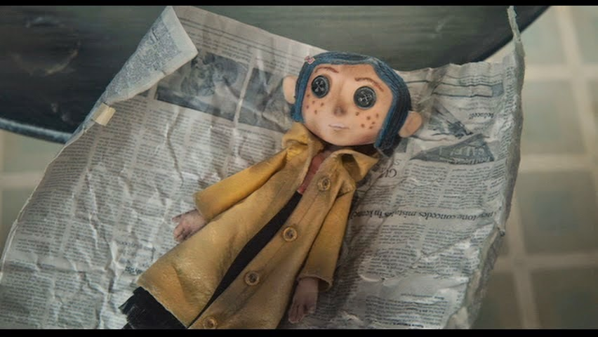 TheBreadsmasher: Coraline Little Me Dolls by Paloma Soledad