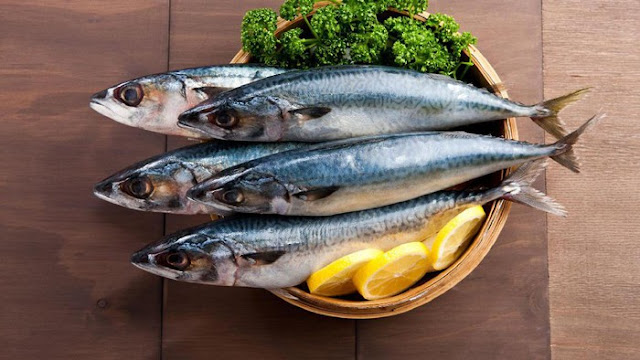 Consumption of omega-3 nutrients