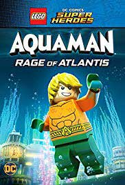 LEGO DC Comics Super Heroes: Aquaman Rage of Atlantis (2018)