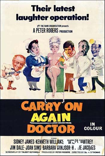 Carry On Again Doctor 1969 Dual Audio Hindi Movie Download