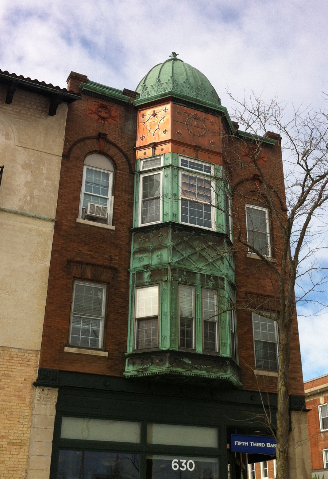 The Weathering Aging Of Copper Gutters