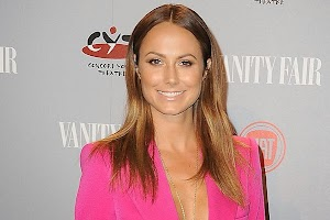Stacy Keibler pregnant?