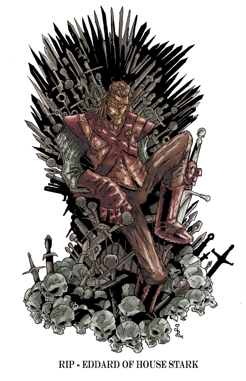 stark game of thrones