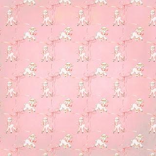 digital paper lamb baby girl scrapbooking background download