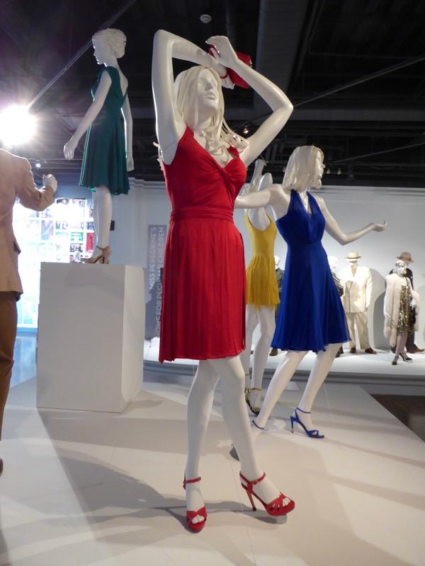 La La Land Someone in the Crowd Tracy red dress