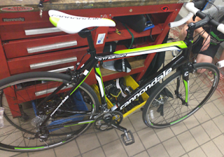 Stolen Bicycle - Cannondale Synapse