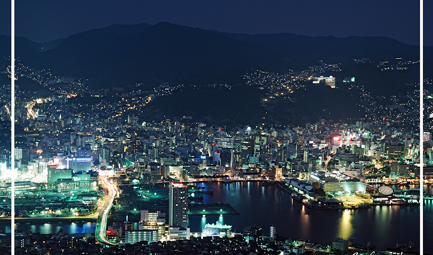 3 Spots For A Romantic Night In Nagasaki